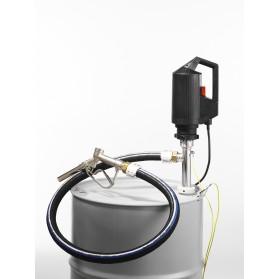 Pompes vide-fût ATEX liquides inflammables