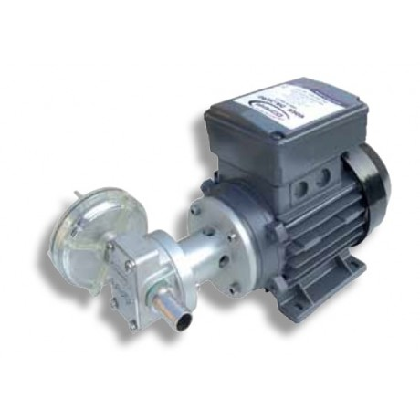 Pompe à engrenages Inox / PTFE _ UPX-C AC